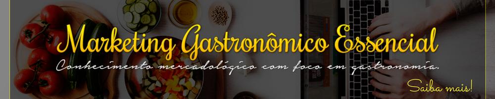Marketing Gastronômico Essencial
