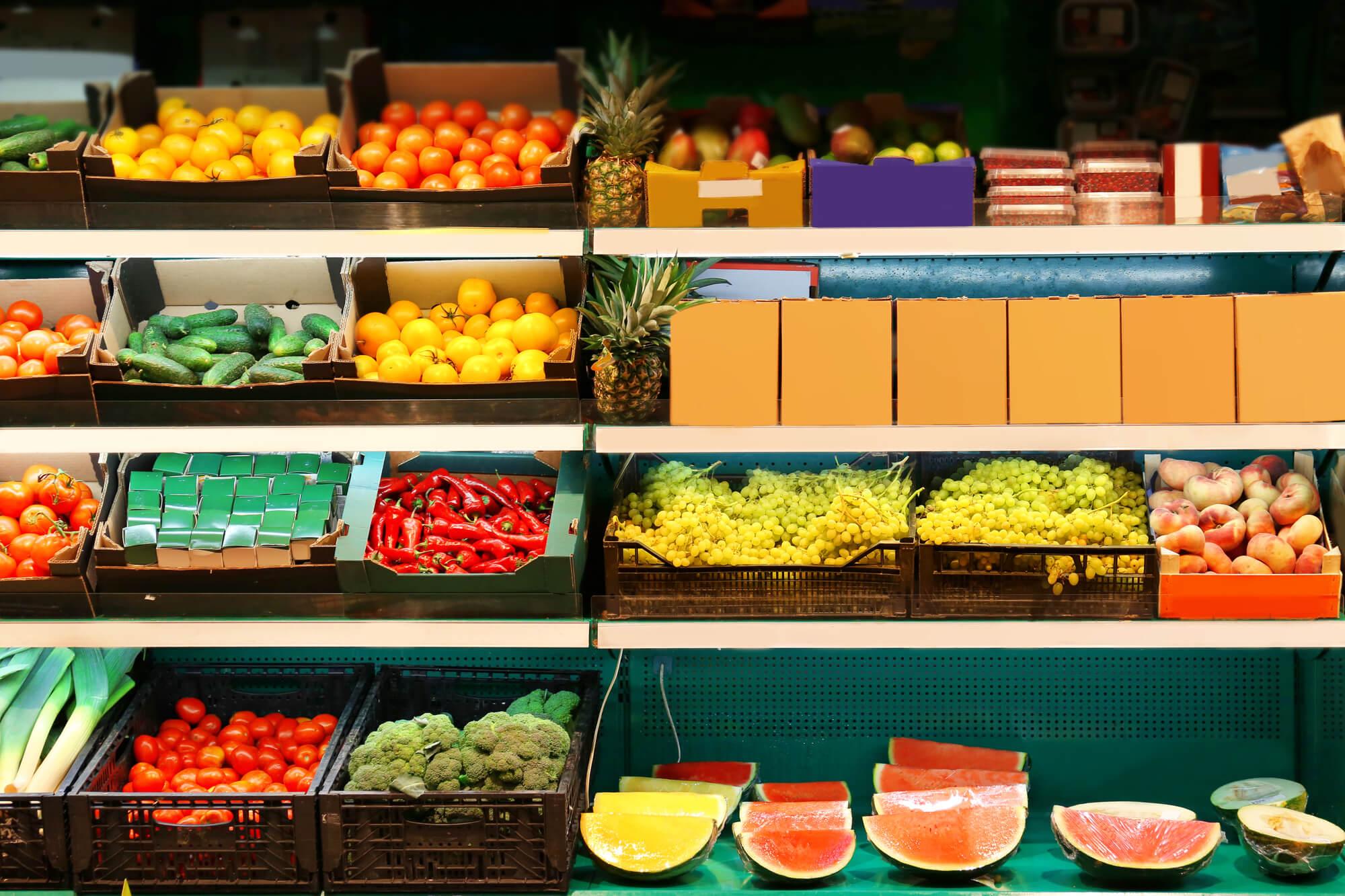 gestão no setor de alimentos