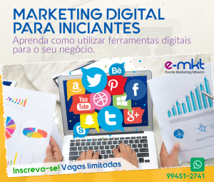 Marketing Digital para Iniciantes